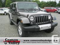 Make. Jeep. Version. Wrangler Unlimited. Year. 2014.