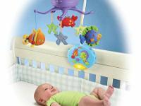 I have many different baby items for sale- fisher price