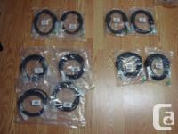 I have Many New HDMI Cables High Speed Cables for sale.