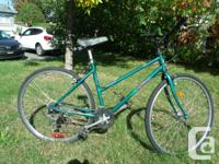many makes Peugeots, Raleighs, Miele, Specialized,