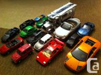 various collectible scale and toy cars some japan