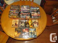 ALL KINDS OF DVD MOVIES FOR SALE $2 EACH, UNLESS