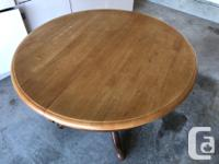 New Family Wanted for this Great Table. This lovely