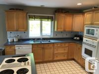 We are replacing our kitchen and would like to sell our