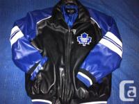 I have a great, mint problem Toronto Maple Leafs jacket