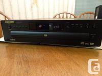Nice Marantz VC5200 DVD Player 5 disc CD Changer DVD