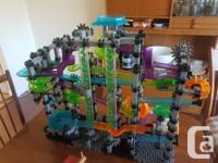 marble mania genius built and ready To go comes with