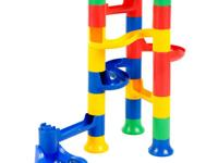 We have a collection of Marble Run sets and pieces to