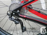 Marin Mt. Vision XM7 bike with Shimano XT/SLX, dropper