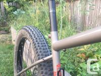 2017 Marin Mountain Bike $750 obo Size Medium This plus