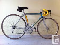 Vintage Marinoni Special bought 16-05-1986. One of a