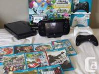 I like my Wii U but I am sell my Wii U since my buddy