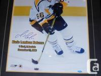 Mario Lemieux, one of the greatest players in NHL