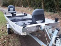 For sale: Marlon SP12 / 2014 Karavan trailer.