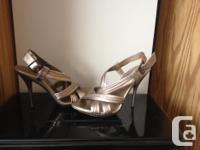 Good condition Women Women's Ladies' open toe high