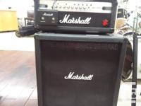 The Marshall MG Series MG100HCFX 100W Guitar Amp Head