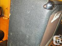 I have a cab from an 80's JCM 800 2X12 combo, front has
