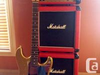 Marshall 3005 mid 80's, MADE IN ENGLAND. Both cab's