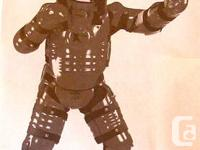 REDMAN Suit - Self defense suit - $550.00 OBO Martial