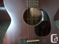 beautiful martin guitar mint shape all south american