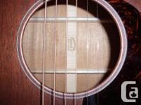 Martin Acoustic D15M Dreadnought solid genuine mahogany