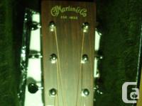 Standard Series 2015 Martin D-18 Dreadnought Acoustic