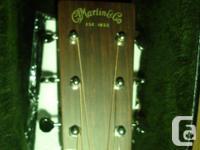 Standard Series 2015 Martin D-18 Dreadnought Acoustic