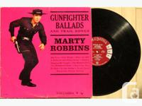 Marty Robbins ?? Gunfighter Ballads And Trail Songs