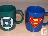 Licensed Comic Series Mugs      Marvel Heroes ( NYPD &