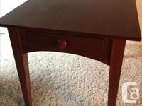 Having a furniture sale for a variety of items