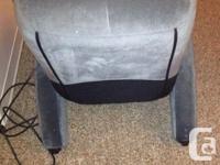 iJoy 300 Robotic Human Touch Massage Chair Recliner in for sale  Saskatchewan