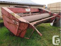 Price: $1,500 Stock Number: Kin 7' cut mower