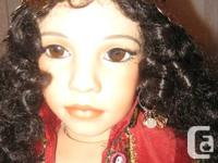 I am selling off my entire collection of dolls that has