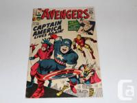 AUCTION TITLE: AMAZING GOLD AND SILVER AGE COMIC
