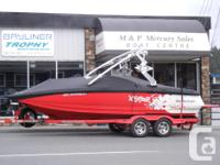 ust in on Trade 2007 MasterCraft XStar The 2007 XStar