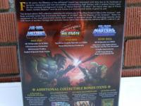 For Sale: Masters Of The Universe -30th Anniversary