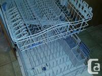 Matching Kenmore Refrigerator/stove/dishwasher in