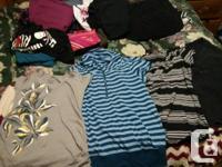 Lot#1: 2 pants $15 Lot#2: 4 shirts $20 Lot#3: 4 shirts