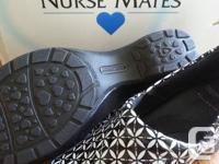 Nurse Mates Female's Bryar Nursing Footwear. Dimension