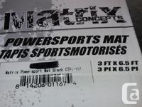 this action sports mat is brand new in the box and sold