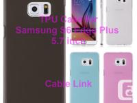 Matte Soft TPU Gel Phone Back Skin Case Cover For