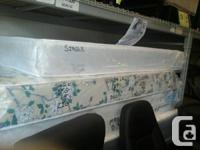 Single mattress only 99 , double mattress only 129 and