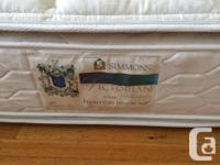 Quality double mattress, clean and in great condition.
