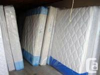 WITH NEW MATTRESSES AT THE LOWEST PRICES !!!! WE