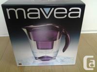 Brand-new never made use of Mavea Elemaris XL 9 mug