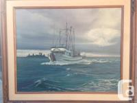 Bill Maximick Painted this original back in 1977   The