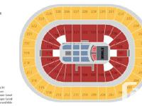 Selling a pair of Backstreet Boys tix for the May 8th