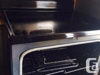 Maytag Stainless Steel Finish Self Cleaning Oven -