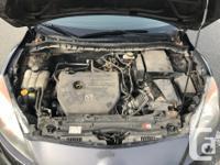 Make Mazda Model 3 Year 2010 Colour Silver kms 125694