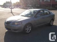 . MAZDA 3 GS, 4cyl., AUTOMATIQUE, Air climatise,